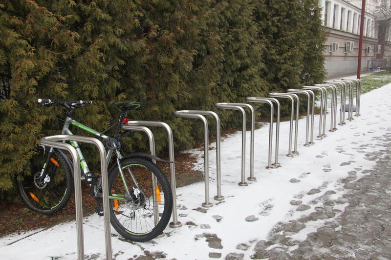 Стоянка для велосипедов своими руками 19